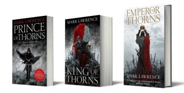 Emperor of Thorns (Book 3 of The Broken Empire) – review