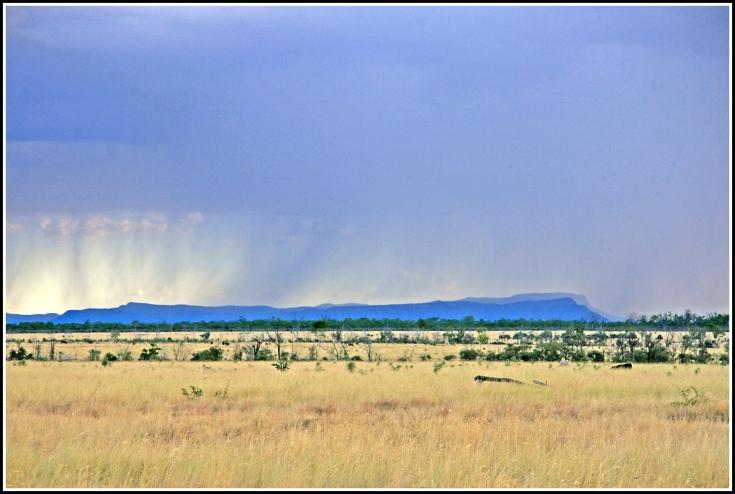 Rain over plateau 2301