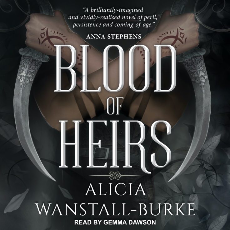 Audiobook Pre-order – Blood of Heirs